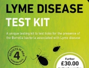 Lyme Disease Test from Garrapat